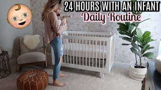 A FULL DAY WÏTH AN INFANT | DAILY ROUTINE 7 MONTH OLD BABY| Tara Henderson
