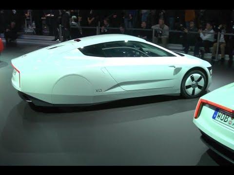 Volkswagen XL1 | 2013 Geneva Auto Show | Edmunds.com