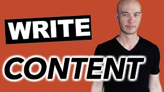 How to write content? FAQ & RPM