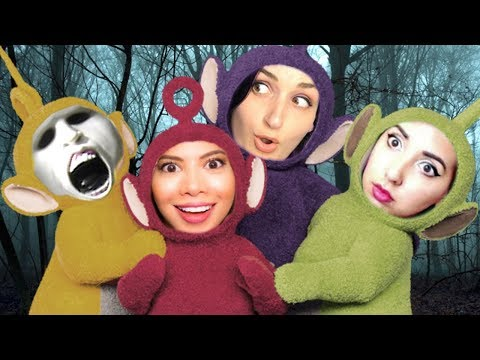 Slendytubbies 3 with Yammy & Gloom