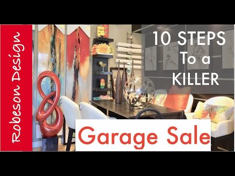 Interior Design  $15,000 Garage Sale ... SERIOUSLY!