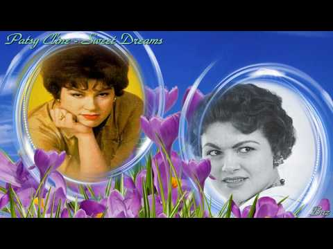 Patsy Cline - Sweet Dreams - Baz - (Sweet Dreams my Friends).