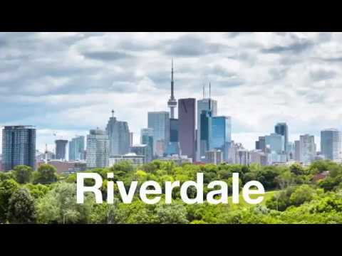 Toronto Neighbourhoods: Riverdale