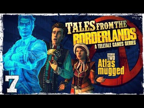 """Смотреть прохождение игры Tales From The Borderlands. #7: """"Временный союз""""."""