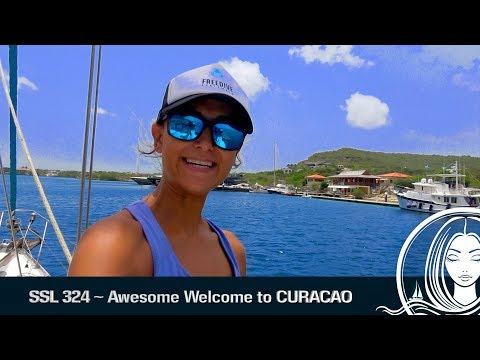 SSL 324 ~ AWESOME Welcome to CURACAO