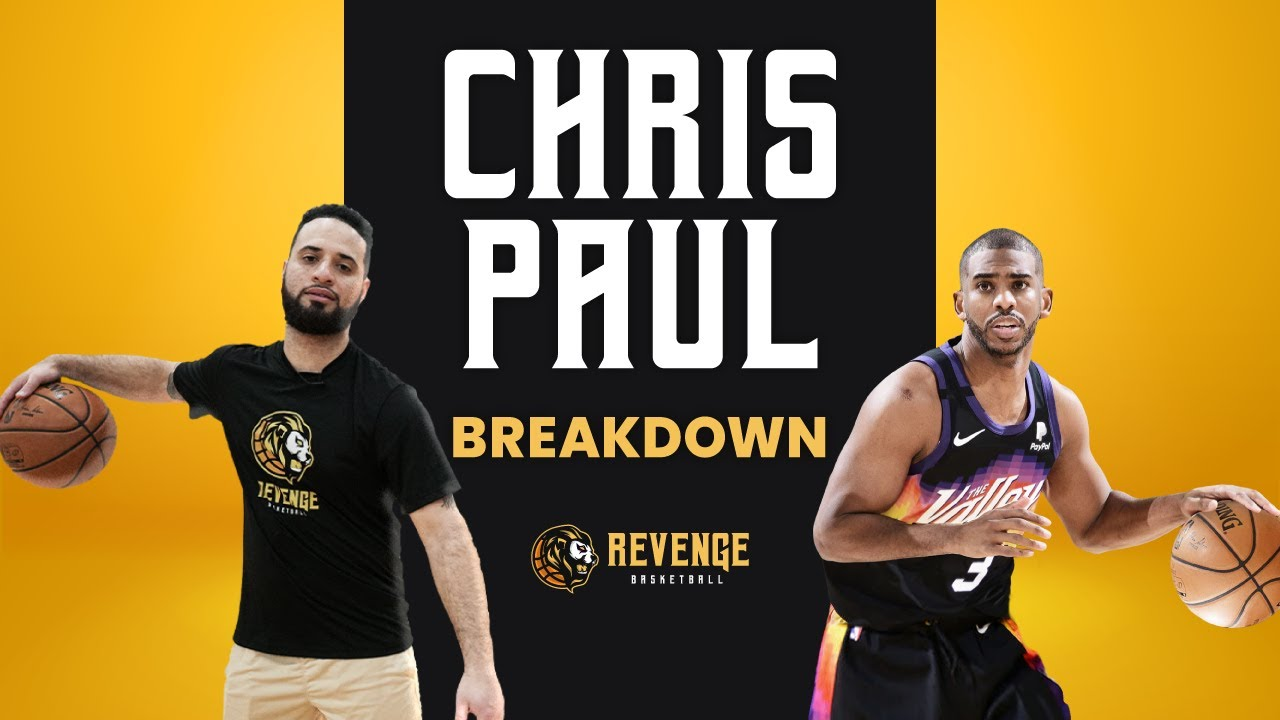 Best Chris Paul Basketball Moves To Add To Your Game!!
