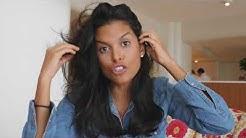 HAIR BOTOX   |  HOW I FIXED MY  FRIZZY AND DRY HAIR |  MARIA TERESA LOPEZ