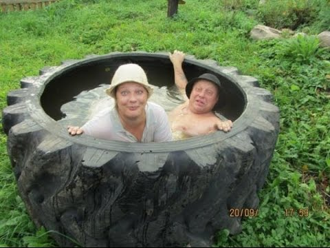 Piscinas caseras para pobres youtube for Como hacer una piscina de arena casera
