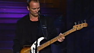 Sting & Toots Thielemans - Shape Of My Heart (1993)
