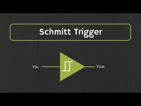 Schmitt Trigger Explained (Design of Inverting and Non-inverting Schmitt Trigger using Op-Amp)