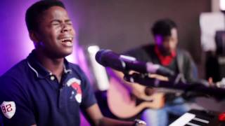 Holy Spirit (Kari Jobe) cover by Folabi Nuel feat. David Rhino