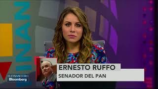 Zavala nunca aceptó las propuestas: Ernesto Ruffo