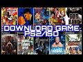 Gambar cover Cara Download Game-Game PS2