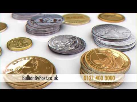 "Bullion By Post - The UK's No.1 Online Bullion Dealer* (60"") - BullionByPost®"