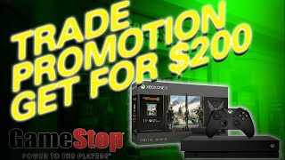 How To Get An Xbox One X At Gamestop For $200