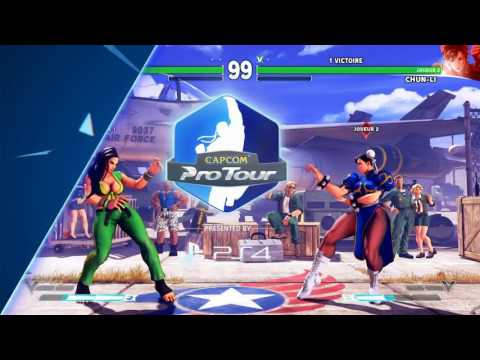 SFV: Shivryuken vs TKR - UFA 2017 Top 64 - CPT 2017
