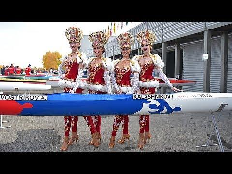 Barnaul Super Cup 2018 Canoe Sprint