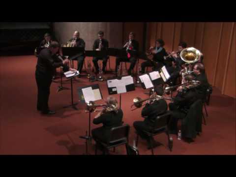 Chicago Metropolitan Brass Ensemble - Jeffrey Schweitzer - CMBE Fanfare