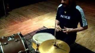 Lekcja perkusji cz. III (rytm)
