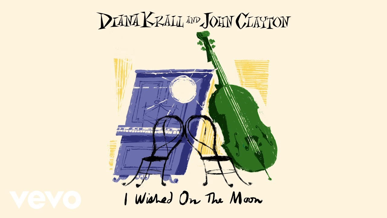 Diana Krall - I Wished On the Moon