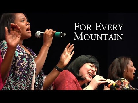 CELEBRATION - 'For Every Mountain' by Kurt Carr - Unity Gospel - New Thought Music