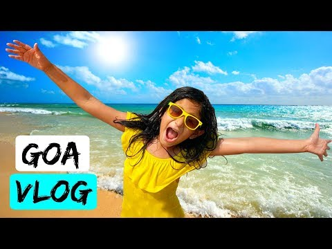 GOA VLOG | #Travel #Taj #Beaches #WaterSports #DIML | MyMissAnand
