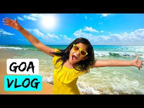 GOA VLOG | #Travel #Taj #Beaches #Sports #DIML | MyMissAnand