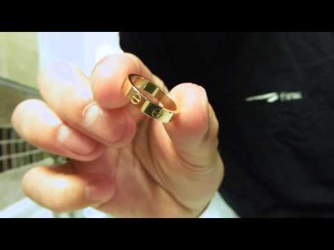 How To: Yellow Gold Cartier & Louis Vuitton Care