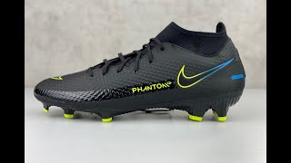 Nike PHANTOM GT ACADEMY DF FG/MG 'BLACK X PRISM PACK' | UNBOXING | football shoes | 2021