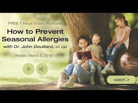 How To Prevent Seasonal Allergies   John Douillard's LifeSpa