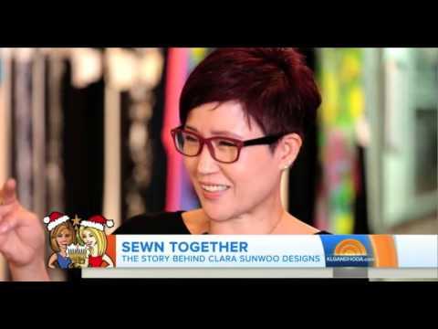 Clara Sunwoo Designers on the Today Show