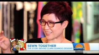 Clara Sunwoo Designers on the Today Show