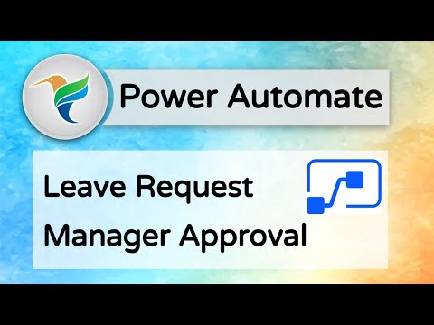 Seek Manager Approval for Leave Requests using Power Automate