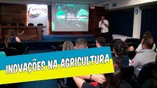 INOVAÇÕES NA AGRICULTURA
