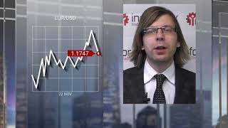 InstaForex tv news: European trades are mixed; markets anticipate Fed minutes  (22.11.2017)