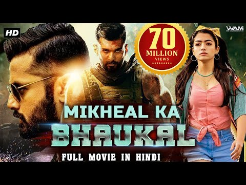 MIKHEAL KA BHAUKAL (2021) New Released Full Hindi Dubbed Movie | South Movies In Hindi Latest Movie