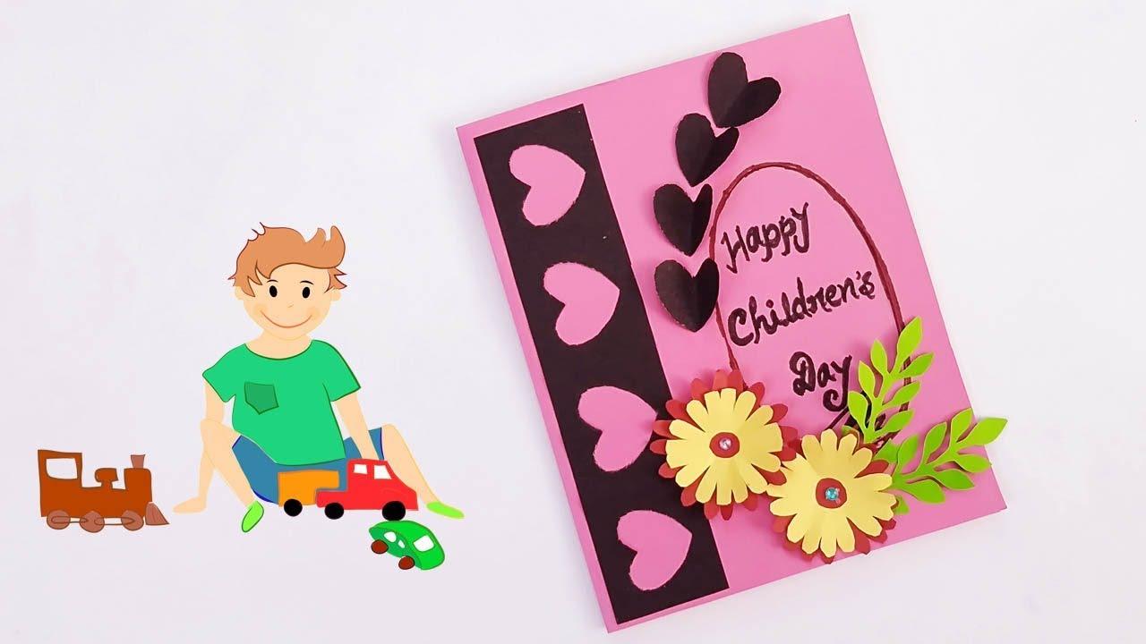 handmade greeting card making  easy craft making