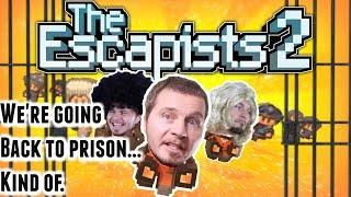 The Escapists 2 Vs. Real Prison