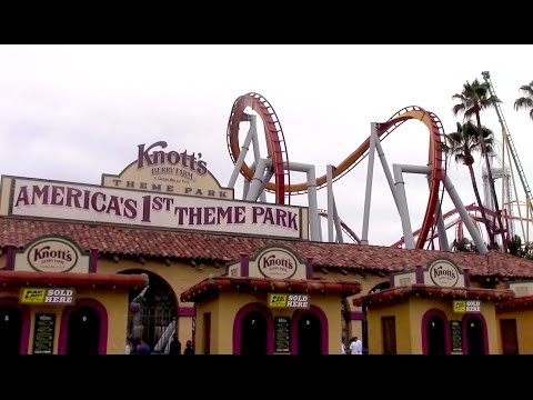 Knott's Berry Farm Review Buena Park, California