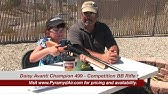 Daisy 753s Overview and Ten Meter Shooting - YouTube