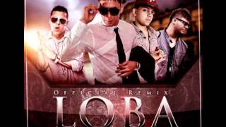Carnal Ft J Alvarez, Farruko & Gotay - Loba(Official Remix)(Prod By Musicologo & Meness)