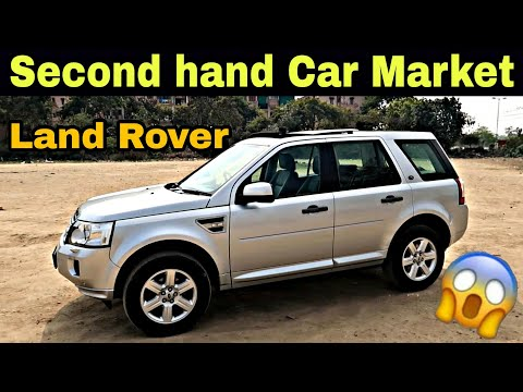 Used Car Land Rover | Second Hand Car | Vikas Puri Car Market | AMBA MOTOR