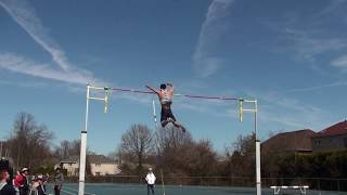 Susan E. Wagner Falcons- Big Blue Classic Boys Pole Vault