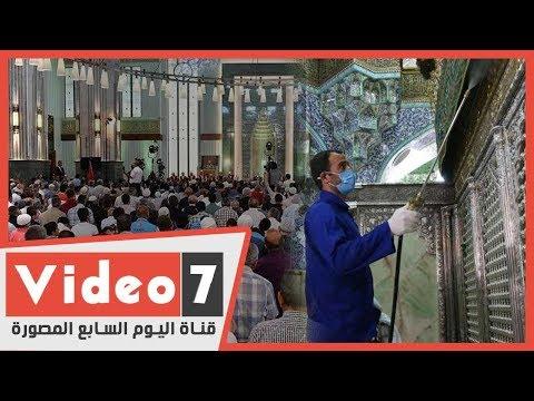 ماذا قررت وزارة الأوقاف بخصوص صلاة الجمعة في المسجد؟  - 23:59-2020 / 3 / 19