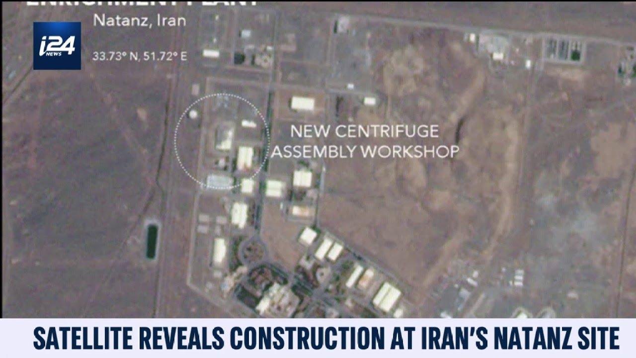 Iran Begins Construction on Nuclear Enrichment Plant Underground