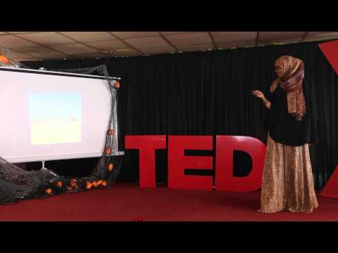 How Mogadishu's Instagram star is changing the perception of Somalia | Zahra Qorane | TEDxMogadishu