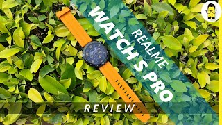 Realme Watch S Pro Review - knockout punch by realme