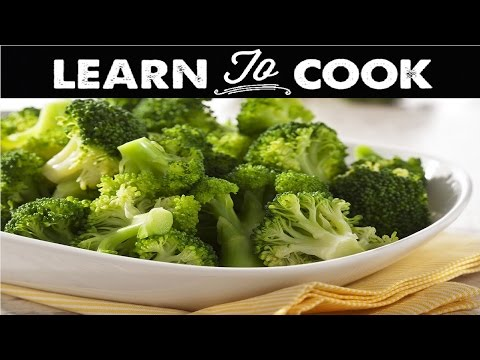 How to Cook Beets, Broccoli and Parsnips