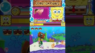 SpongeBob's Truth or Square (NDS) - Part 1