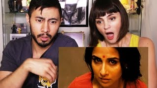 KAHAANI trailer reaction review by Jaby & Casey!
